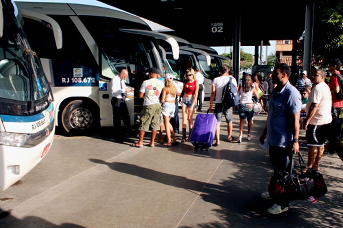 Rodoviárias do Norte e Noroeste do Rio terão ônibus extras para o feriado da Consciência Negra