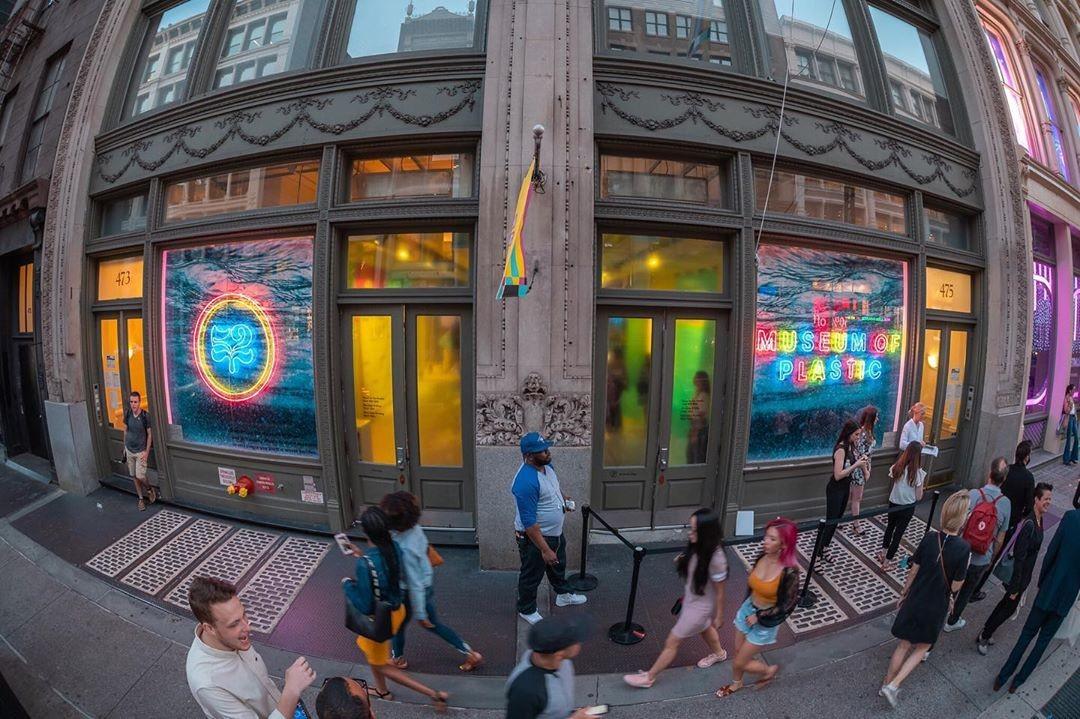 Conheça o Museu de Plástico em Nova Iorque
