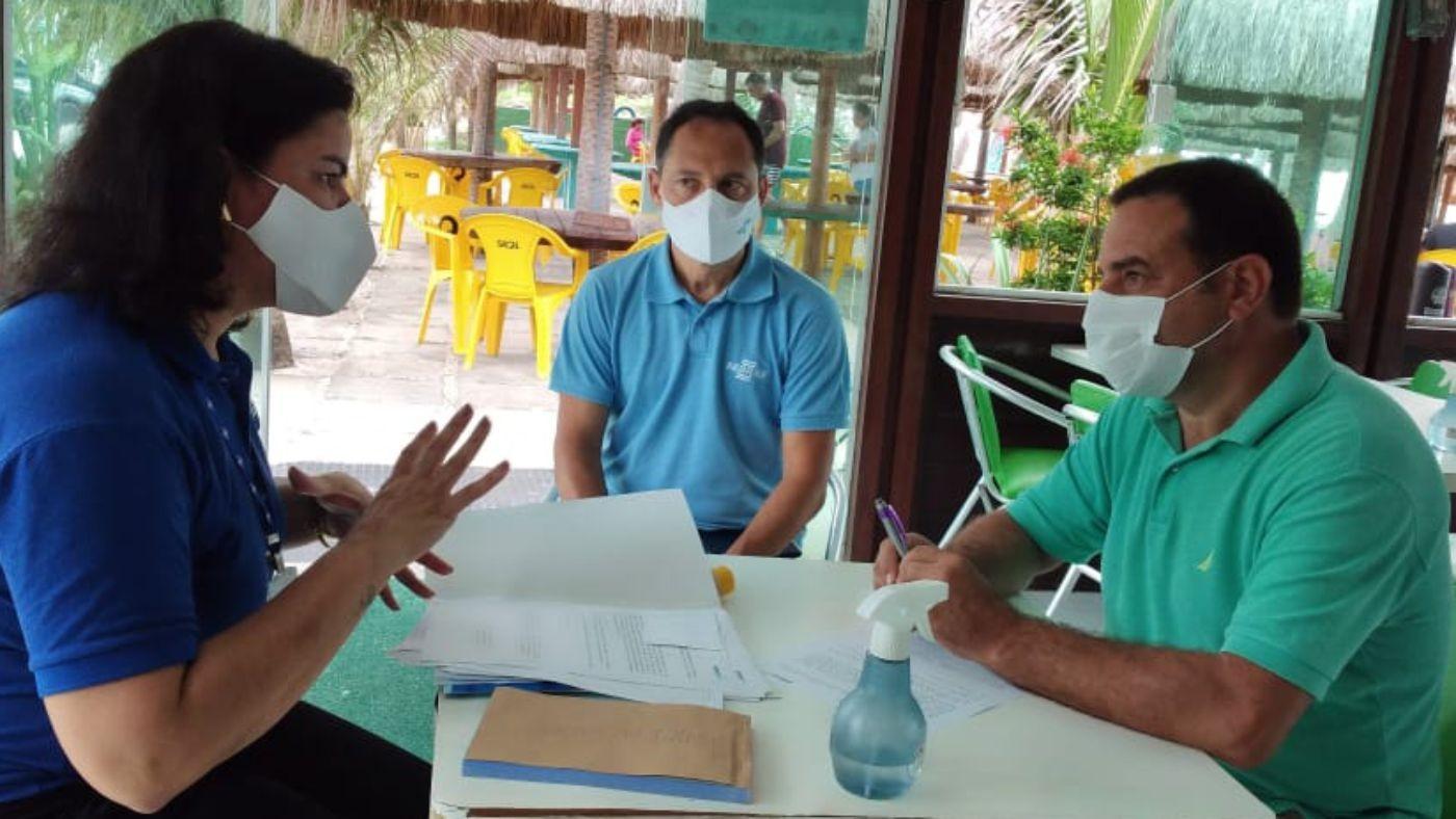 Sebrae apoia empresas de São Luís na elaboração de plano de gestão de resíduos