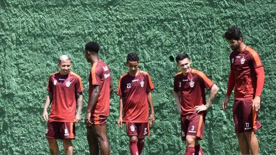 Foto: (Franco Junior/GloboEsporte.com)