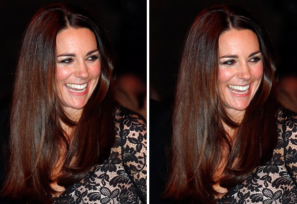 Kate Middleton: tom chocolate (Foto: Getty Images)