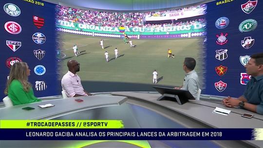 Gaciba elege os 10 jogos com os piores erros de arbitragem do Campeonato Brasileiro de 2018