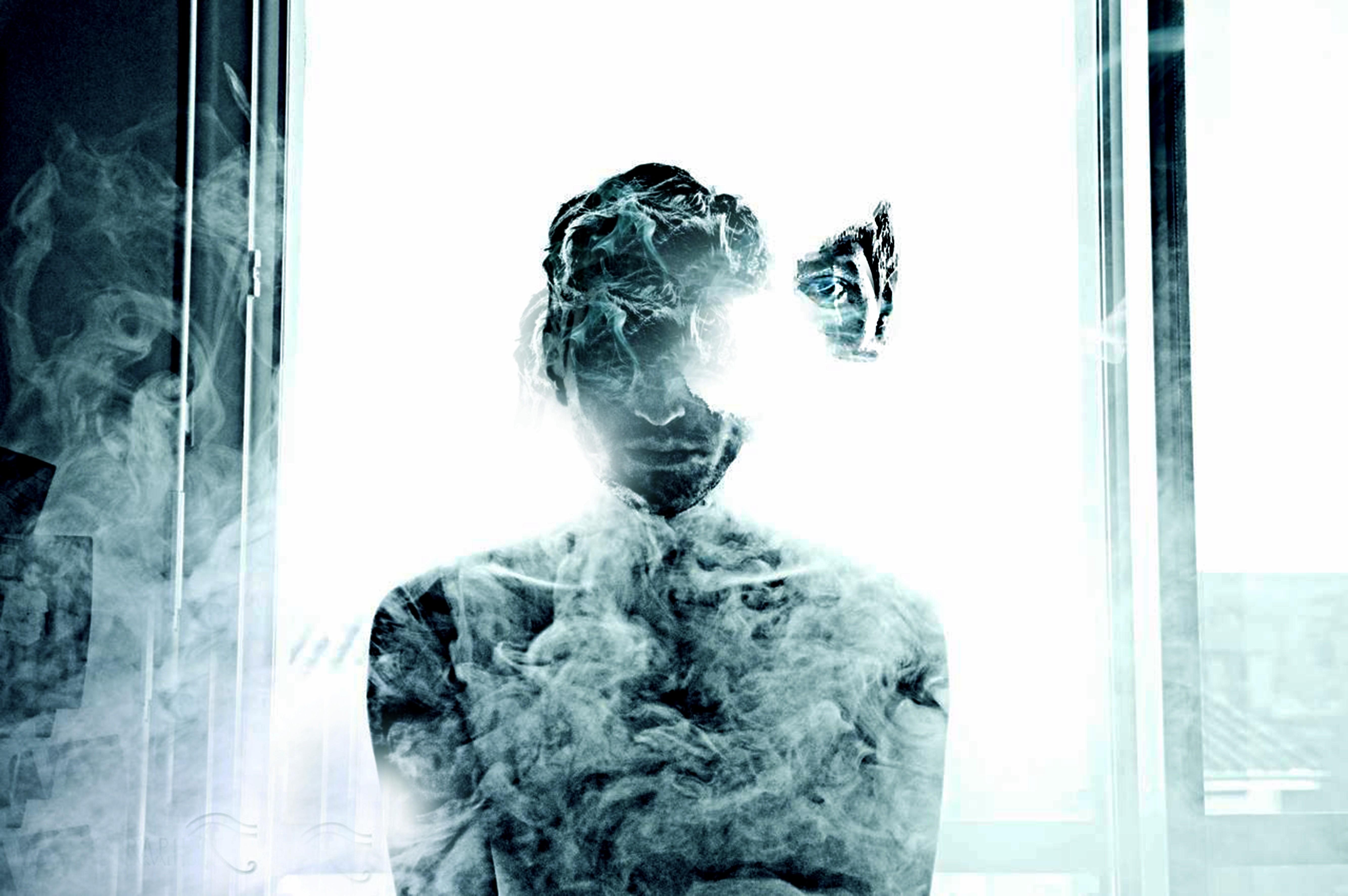 Imagem fantasma é uma técnica que produz a imagem de um objeto combinando informações de dois detectores de luz (Foto: Pxhere/Creative Commons)