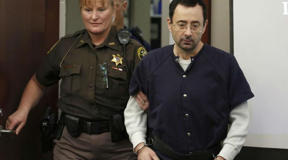 Larry Nassar (Foto: Oleh Jeff Kowalsky/AFP/Getty Images )