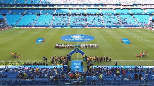 """Rizek faz duras críticas a organizadores da Copa América: """"Não entendem nada de futebol"""""""
