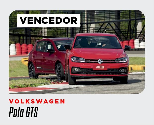 Comparativo Renault Sandero R.S. vs VW Polo GTS (Foto:  )
