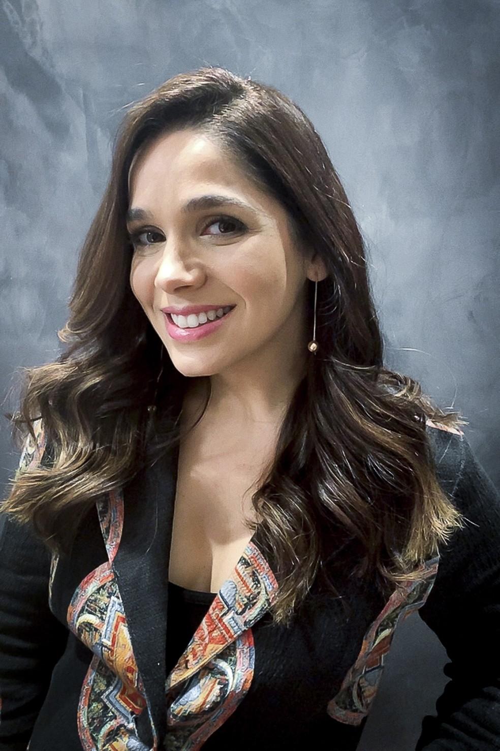 Sabrina Petraglia como Micaela na segunda fase de 'Salve-se Quem Puder' — Foto: Victor Pollak/Globo