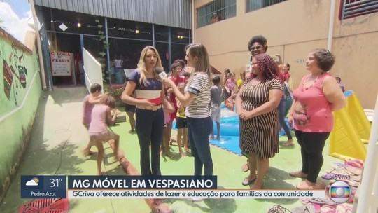 MG Móvel conhece a ONG GCriva, em Vespasiano