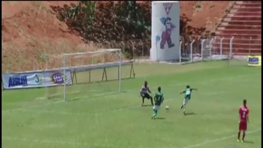 Com hat-trick de Wilmer, Uberlândia goleia Uberaba na Copa Regional sub-20