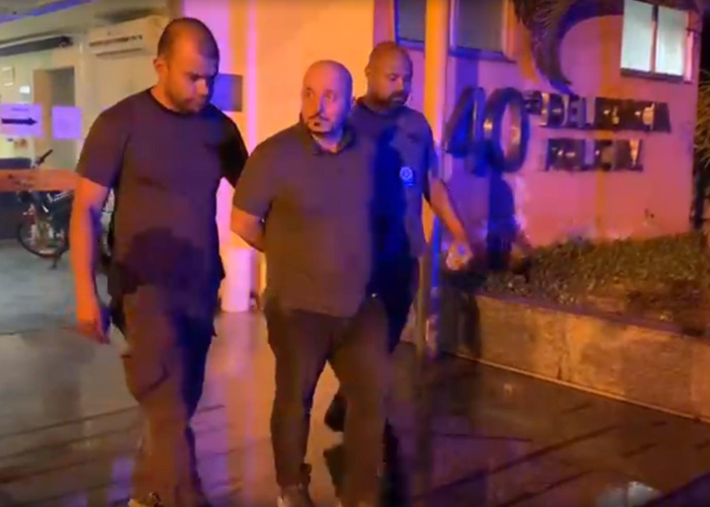 Italiano acusado de tráfico internacional de drogas é preso em Copacabana