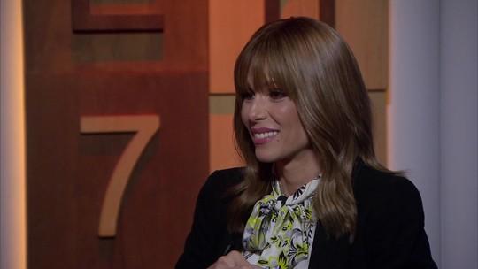 Ana Furtado conta como falar sobre seu câncer a a ajudou
