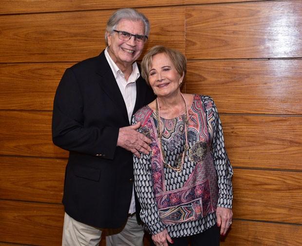 Glória Menezes e Tarcísio Meira (Foto: Leo Franco/AgNews)