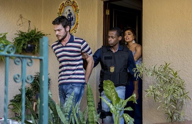 Na quinta (5), Rubinho será preso (Foto: Reprodução)