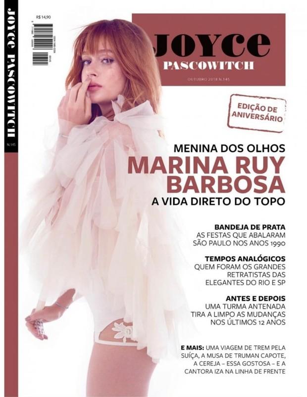 Marina Ruy Barbosa (Foto: Mauricio Nahas/Revista Joyce Pascowitch)