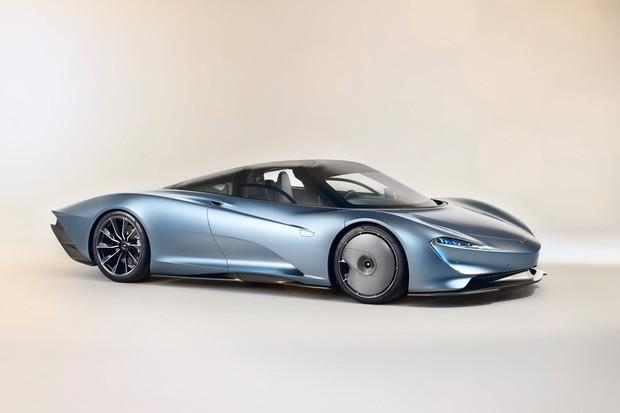 McLaren Speedtail (Foto: dilvgação)