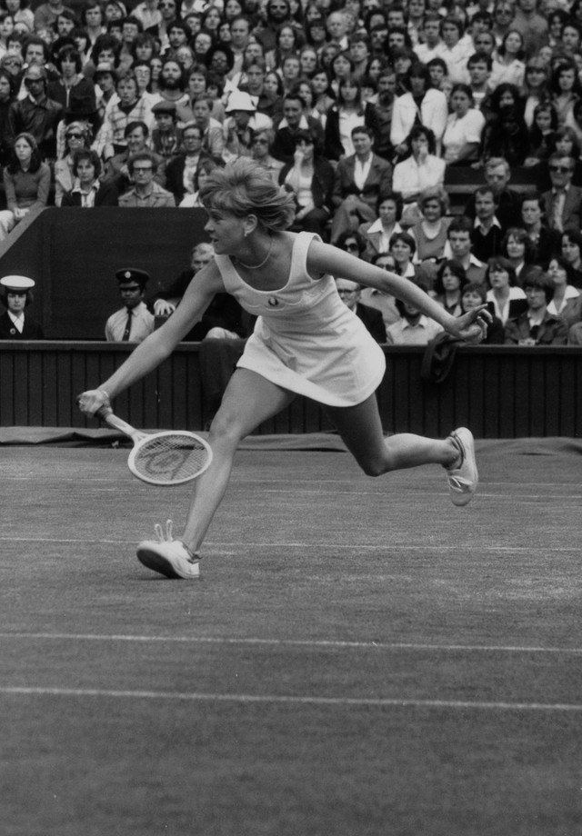 Sue Barker (Foto: Getty Images)