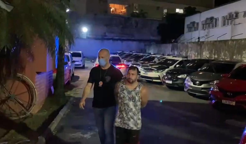 Polícia prende suspeito de integrar milícia em Queimados, RJ