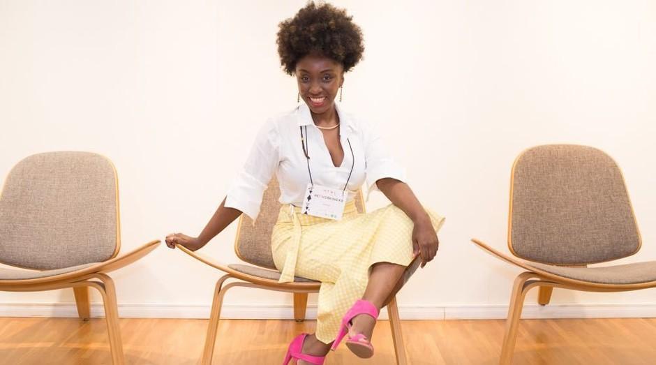 Nina Silva, fundadora do Movimento Black Money (Foto: Divulgação)