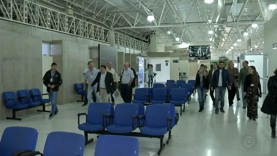 Aeroporto Bauru-Arealva passa por vistoria para entrar no plano de desestatização do governo de SP