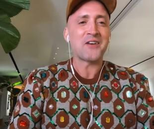 Paulo Gustavo fala da família   Reprodução