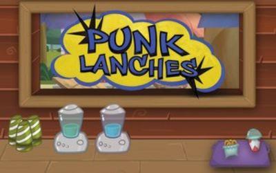 Mundo Gloob – Punk Lanches