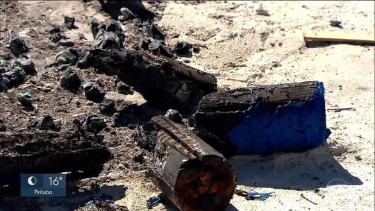 Laudo aponta causas da explosão de fogueira em Osasco