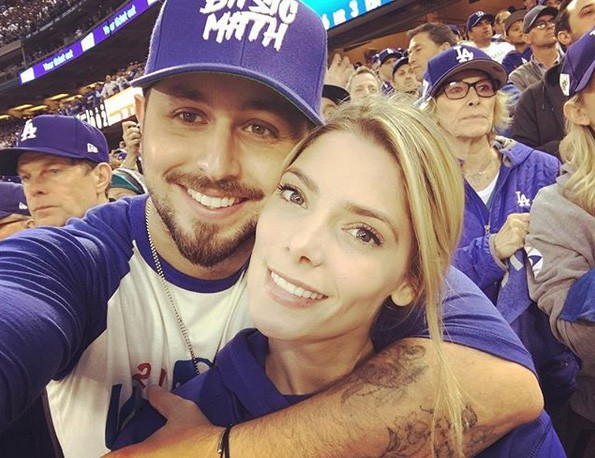 Ashley Greene e Paul Khoury (Foto: Instagram)
