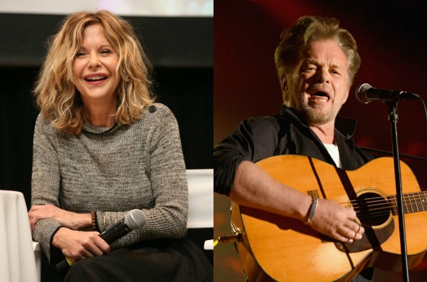 Meg Ryan e John Mellencamp (Foto: Getty Images)
