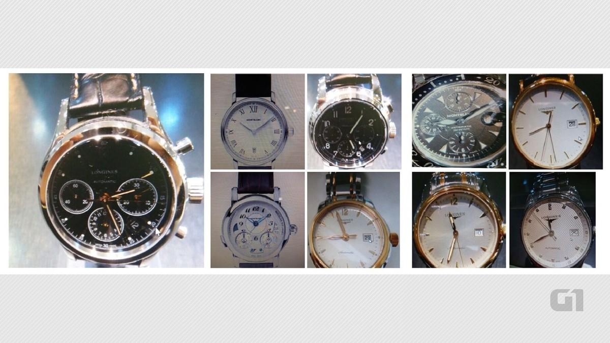 Relógios de luxo avaliados em R$ 80 mil são levados de loja após golpe em João Pessoa