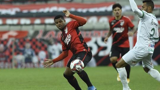 Foto: (Gustavo Oliveira/Athletico)