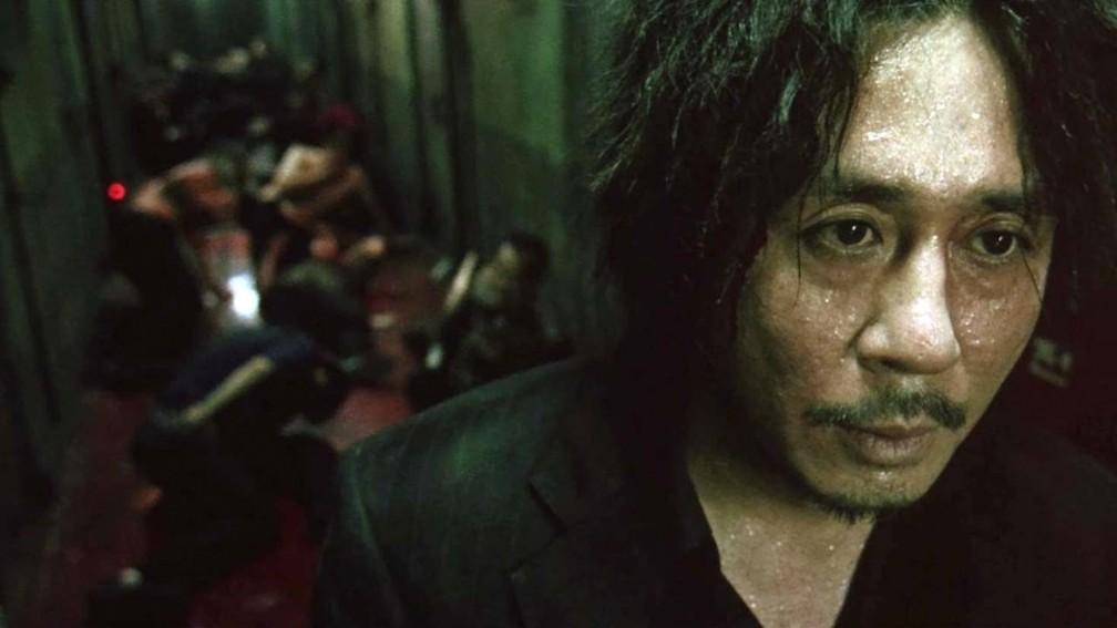 'Oldboy' foi um dos primeiros filmes no cinema sul-coreano a se destacar desde sua retomada — Foto: Divulgação