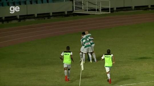 """Manoel condena falha em gol do Moto, mas destaca reação: """"Poderíamos ter vencido"""""""