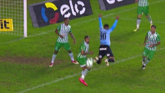 """Análise: Grêmio se defende contra """"cornetinhas"""", mas sofre com falta de criação"""