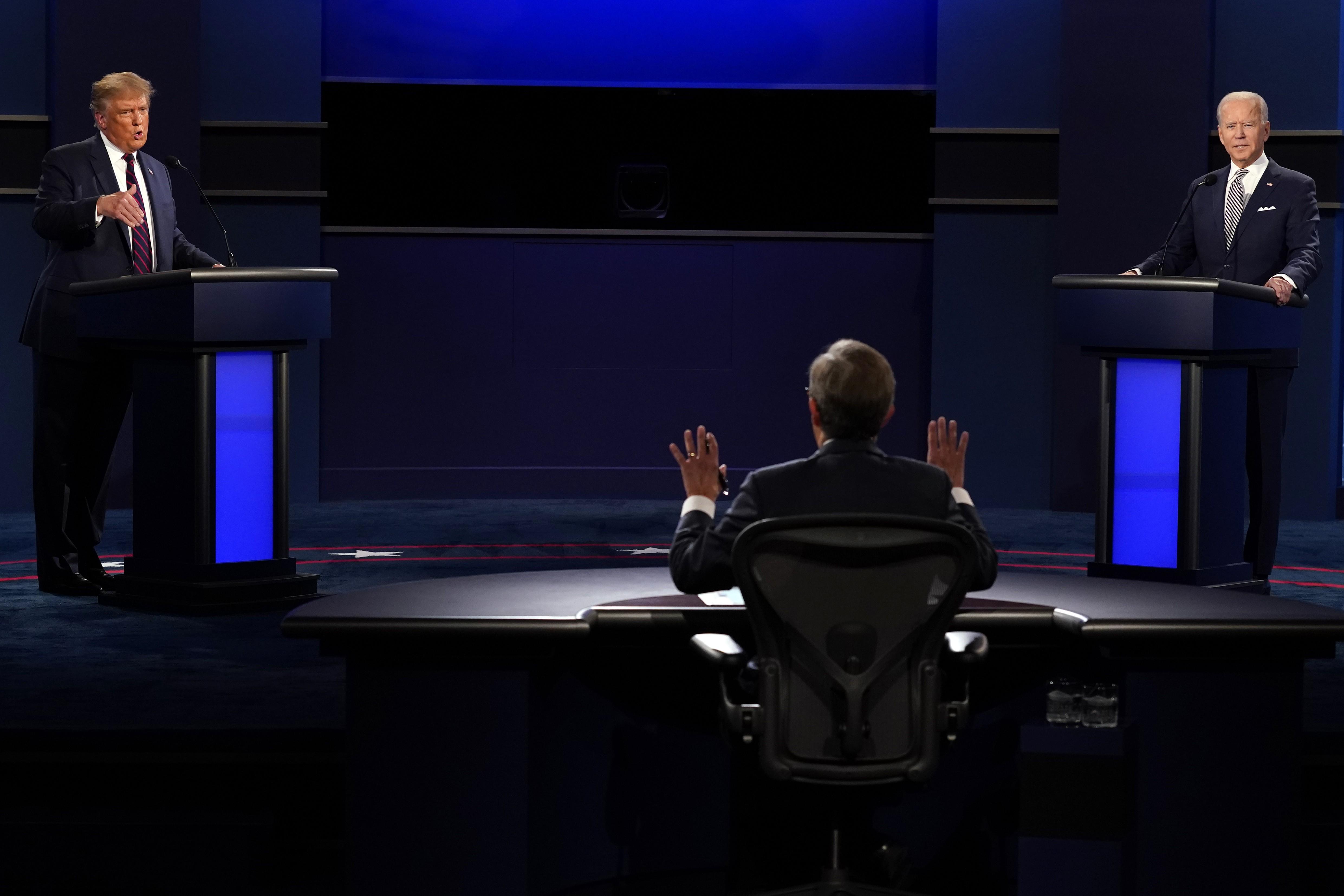 Trump x Biden: veja memes após primeiro debate