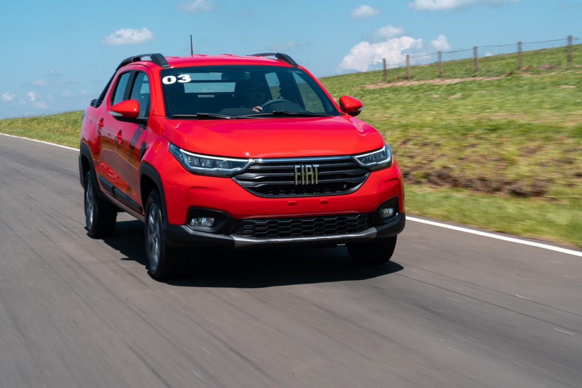 New Fiat Strada is up to R $ 5,000 cheaper and starts at R $ 63,590