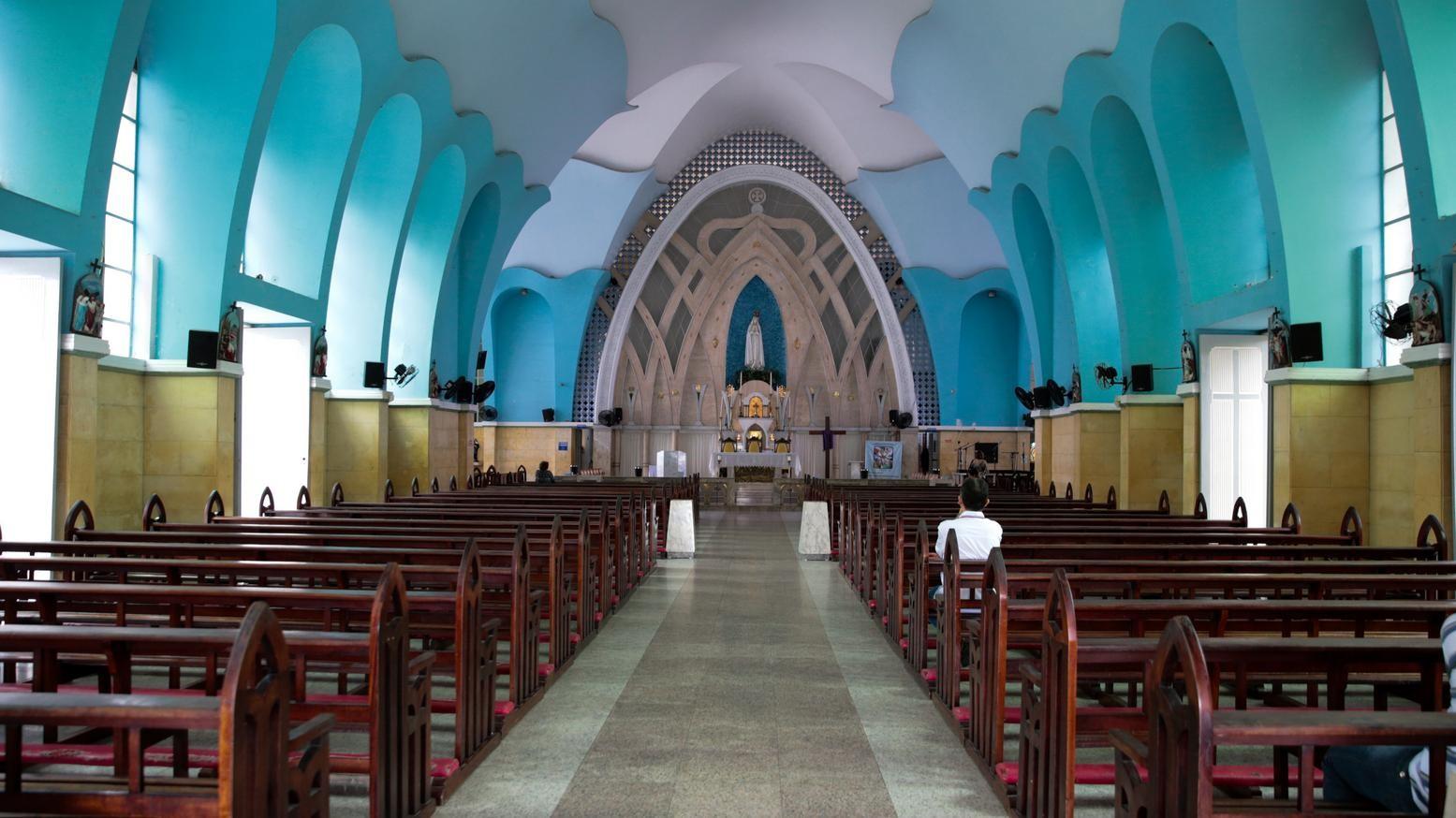 Igreja de Fátima, em Fortaleza, celebra 13 de maio com missas presenciais e virtuais; confira os horários