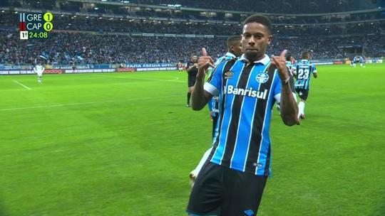 Entre a bronca e o gol: Marco Ruben e André buscam redenção na semifinal da Copa do Brasil