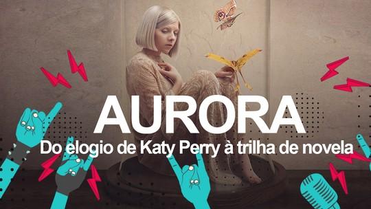 Aurora: Saiba como será o show no Lollapalooza 2018