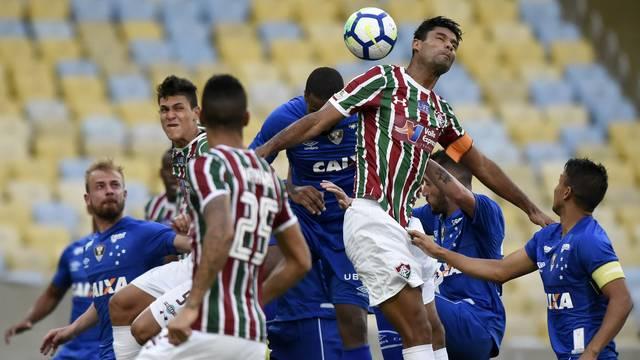 Gol Pedro Fluminense x Cruzeiro Maracanã - Campeonato Brasileiro 2018