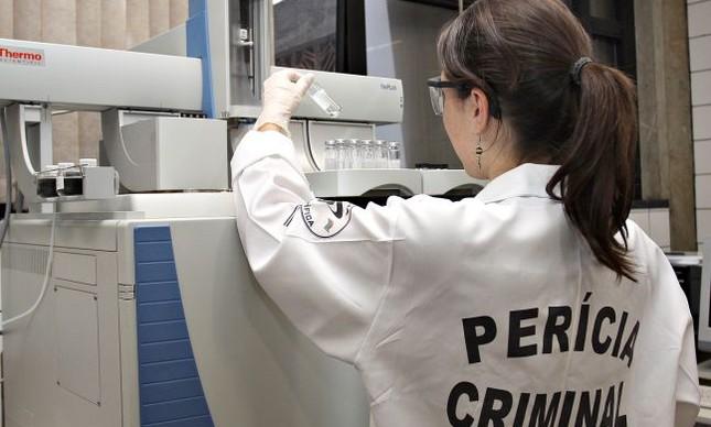 Perícia criminal