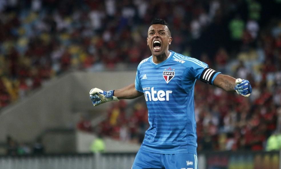 Sidão jogará no Goiás em 2019 — Foto: Reginaldo Pimenta / Estadão Conteúdo