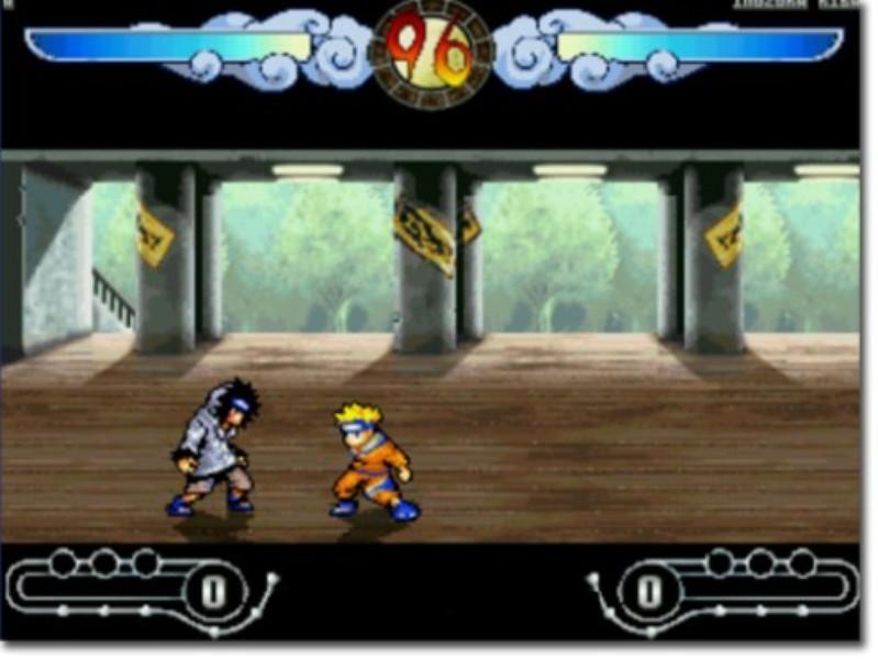 Naruto: MUGEN   Jogos   Download   TechTudo