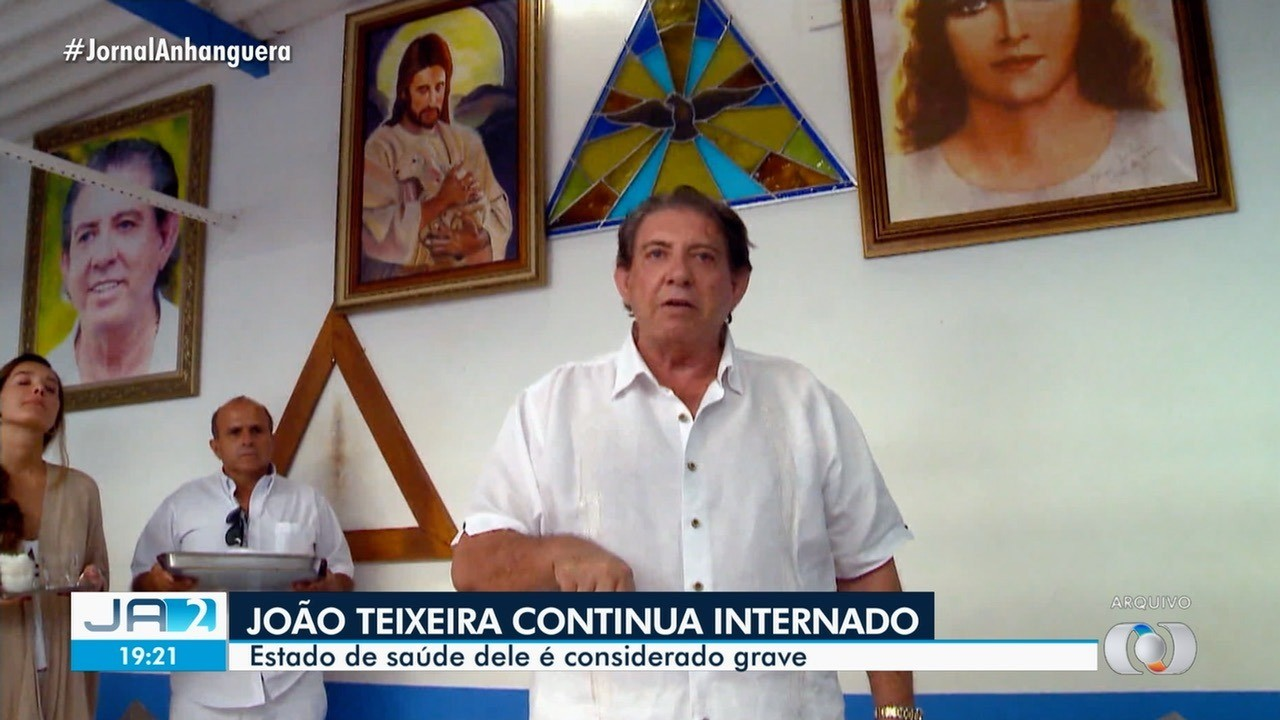 João de Deus é transferido para hospital do DF após quadro se agravar, diz defesa