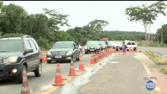 Turistas voltam para casa após carnaval e lotam estradas do Norte do Piauí