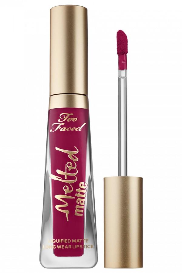 Too Faced Melted Matte Liquid Lipstick (Foto: Divulgação)