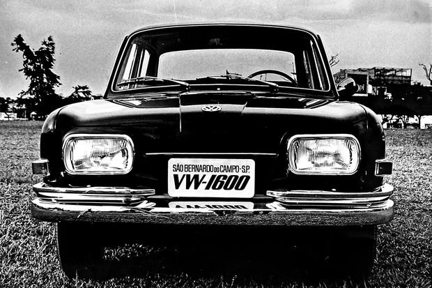 VW 1600 (Foto: MIAU Museu da Imprensa Automotiva)