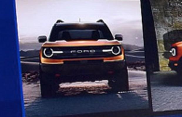 Ford Maverick vai chegar com preço de Escape (Foto: Reprodução)