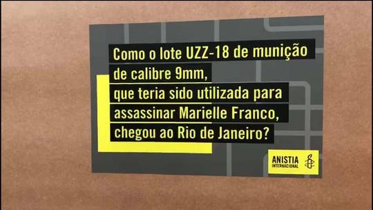 Olhar Em Pauta: Anistia monta labirinto sobre caso Marielle no Rio