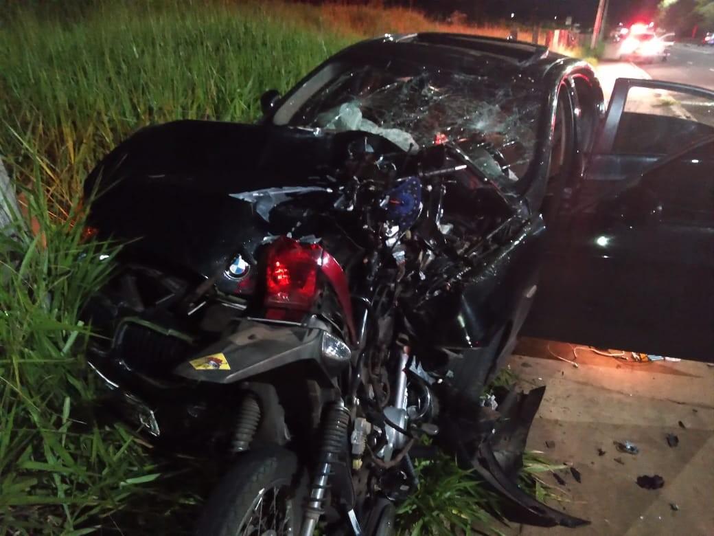 Condutor de BMW que matou técnica de enfermagem no trânsito, na capital de MS, vai a júri popular em agosto