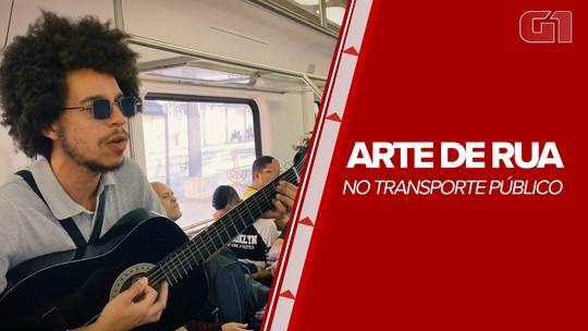 Alerj recorre de proibição de apresentações artísticas no transporte público; artistas comentam polêmica